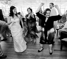 Leesa on the dance floor!