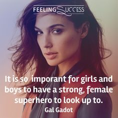 Gal Gadot Quotes Gal Gadot Feminist Quotes Gal Gadot Wonder Woman Pin By Shivanshi On Femini. Archie Comics, Wonder Woman Quotes, Gal Gadot Wonder Woman, Female Superhero, Fandoms, Badass Women, Geek Culture, Strong Women, Role Models