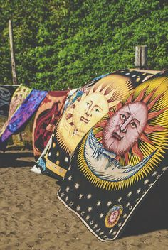 Travel as a happy hippie