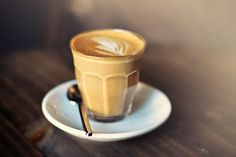 Have a great Saturday! Cortado from Hollow Cafe in San Francisco. Christmas 2013 Road Trip to San by -R. E. ~- #flickstackr Flickr: http:...