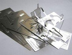 50 необычных визиток