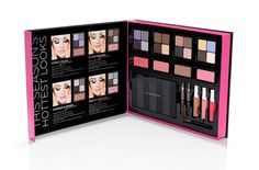 Victoria's Secret: Glam and Go Portable Makeup Palette, $30; victoriassecret.com | Pack Smarter With These Everything-You-Need Palettes