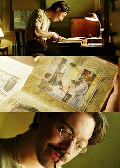 Boardwalk Empire, Richard Harrow: Everybody's favorite disfigured, screwed-up WWI veteran killer-for-hire with a heart of gold.