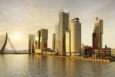 De Rotterdam, la ciudad vertical europea | dintelo.es