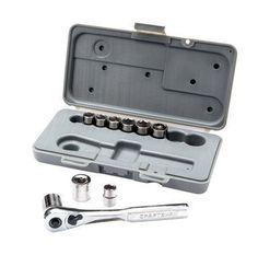 Craftsman 10 Pc. 6 Pt. 3/8 In. Dr. Metric Socket Wrench Set