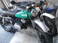 Yamaha DT100 1972 Motorcycle | eBay