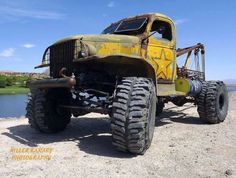 Love this old Dodge!  :)