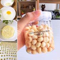 Japanese Egg, Japanese Sweets, Egg Recipes, Baking Recipes, Cookie Recipes, Milk Biscuits, Brownie Toppings, Asian Desserts, Food Cakes