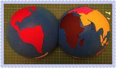 globo divisibile