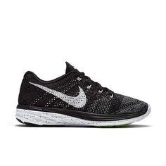 Nike Flyknit Gratis 3.0 - Negro / Blanco / Medianoche Fogo