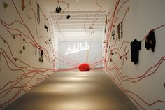 The State of Things, in Pinakothek der Moderne, Munich. Ädellab exhibits examamination projects from 2007-2011.