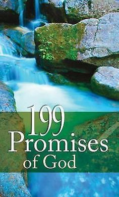 Value Bks.: 199 Promises of God by Barbour Publishing Staff Paperback) for sale online Yes And Amen, Gods Promises, Barbour, Book Publishing, Kindle, Spirituality, Faith, Books, Sayings