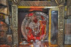 Place: Guhyeshwari (near Pashupatinath), Kathmandu, Nepal Body part: Both knees Shakti: Mahashira Bhairava: Kapali