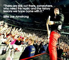 #Quotes - #BillieJoeArmstrong
