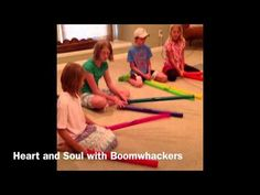 Heart And Soul with boomwhackers