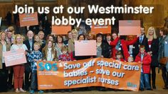 Join us at our SOS campaign in London. House of Commons, Westminster lobby day House Of Commons, London House, Baby Born, Westminster, Bliss, Sick, Campaign, Join
