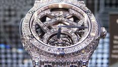 One Million Dollar Watch Rolex Daytona Watch, Hublot Classic Fusion, Breitling Watches, Rolex Gmt Master, Expensive Watches, Rolex Datejust, Beautiful Watches, Luxury Watches, Bling