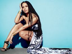 FEATURE: Zoë Kravitz features in Ocean Drive magazine - AFROPUNK
