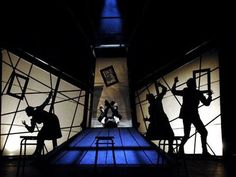 Image result for contemporary theatre stage sets
