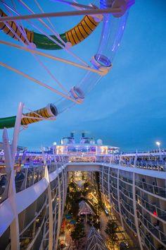 Discover Royal Caribbean's Harmony of the Seas