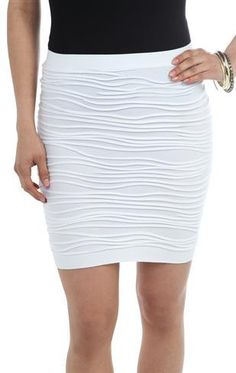 #Deb Shops                #Skirt                    #textured #wave #bodycon #skirt #400003526673 #debshops.com                   textured wave bodycon skirt - 400003526673 - debshops.com                                               http://www.seapai.com/product.aspx?PID=1871160