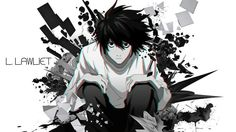 L Lawliet, Death Note