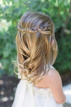 Latest Trend Of Wedding Hairstyle 2016 For Kids (4)