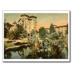 Hotel Green, Pasadena CA