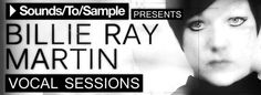 Sounds to Sample presents Billie Ray Martin – Vocal Sessions | Nerdy Frames