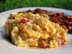 Southwestern Potato Casserole