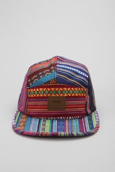 OBEY Gaucho 5-Panel Hat