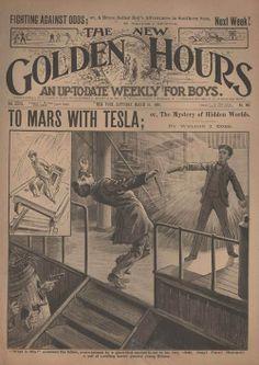 Nikolai Tesla, scientist, inventor and pulp fiction hero Nikola Tesla, Tesla S, Tesla Inventions, Journal Vintage, Tesla Coil, Bizarre, Quantum Physics, Physicist, Lightning Strikes