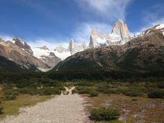 Fitz Roy à El Chalten en Argentine Blog Voyage, Mount Everest, Sleep, Mountains, Nature, Travel, El Calafate, Buenos Aires, Naturaleza