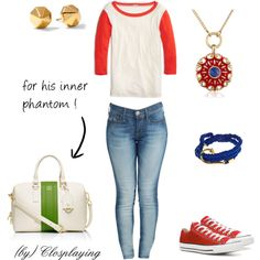 """""""Danny Fenton Closplay"""" by closplaying on Polyvore"""