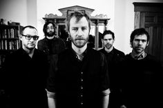 """The National.  I despise their politics but they make awesome music.  They're even better for me since they recorded """"The Rains Of Castamere."""""""