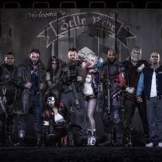 DC暗黑英雄新電影'Suicide Squad' 其他演員陣容首張照片曝光! 也是聚合各大牌、當紅明星的一套電影!! 當中有Will Smith, Cara Delevingne, Jared Leto, Viola Davis, Margot Robbie, Jai Courtney...等人,角色有Harley Quinn, Captain Boomerang,DeadShot 各有故事,都是一群為縮短刑期而為政府辦事的罪犯 #很多都由Batman送進獄。 當中以演Joker的 Jared Leto近期曝光率最高,也是因為Joker 75週年成為 首個發出形像照的角色~ #HeathLedger版本太出神入化所以Jared也蠻有壓力吧 這部戲2016年8月上映! #newsdailymovies