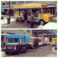 Food Truck Thursdays at the Gallivan Center, 11-2pm (300 South between State Street and Main Street)