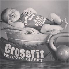 Le buone abitudini si vedono dalla nascita. Per allenamenti specifici genitore/bambino a partire dalla nascita contattami...
