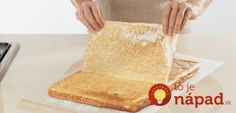 9 Genius Uses For Wax Paper. This humble kitchen staple can unstick zippers, shine faucets, and do much more! Alain Ducasse, Chefs, French Cake, Wax Paper, Bake Sale, Food Items, Us Foods, Base, Vanilla Cake