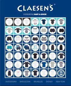 Claesen's evergreens for boys