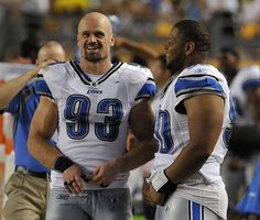 Bosch and Suh, Detroit Lions