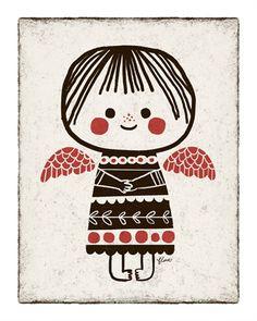 Flora Chang - Little Angel