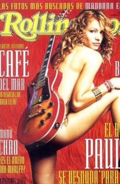 Portada Revista Rolling Stone