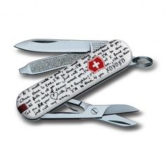 Love Song Classic SD Limited Edition Swiss Army Knife by Victorinox at Swiss Knife Shop