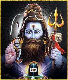 Kali Shiva, Shiva Hindu, Shiva Art, Hindu Deities, Hindu Art, Lord Shiva Pics, Lord Shiva Hd Images, Lord Shiva Family, Lord Ganesha Paintings