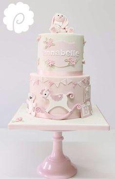 Cute baby cake.
