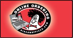 Hideaway Gluten Free pizza.