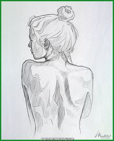 Bocetos de tatuajes únicos y creativos My Sketchbook Set I Drawing Woman I Woman nude . - Bocetos de tatuajes únicos y creativos My Sketchbook Set I Drawing Woman I Woman nude Back I Drawin - Pencil Art Drawings, Art Drawings Sketches, Sketch Art, Easy Drawings, Sketch Ideas, Disney Drawings, Girl Sketch, Woman Sketch, Tattoo Sketches