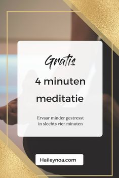 4 minuten gratis meditatie Mindfulness, Cards Against Humanity, Yoga, Stressed Out, Yoga Tips, Consciousness, Awareness Ribbons