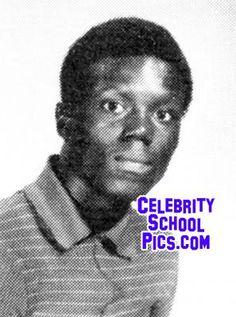 Bernie Mac - Celebrity School Pic